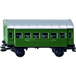 Passenger Carriage - Die cast miniatures from SIKU (SIKU 1027)