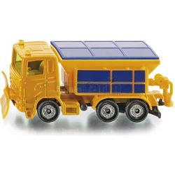 Winter Service Truck with Plough - Die cast miniatures from SIKU (SIKU 1309)