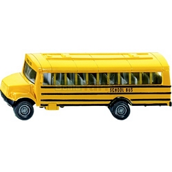 US School Bus - Die cast miniatures from SIKU (SIKU 1319)