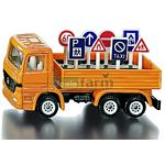 Road Maintenance Lorry   - Die cast miniatures from SIKU  (SIKU 1322)