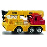 Hydraulic Crane   - Die cast miniatures from SIKU  (SIKU 1326)