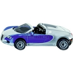 Bugatti Veyron Grand Sport - Die cast miniatures from SIKU  (SIKU 1353)