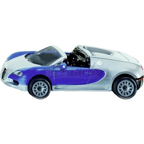 siku 1353 bugatti veyron grand sport. Black Bedroom Furniture Sets. Home Design Ideas