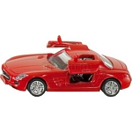 Mercedes SLS - Die cast miniatures from SIKU  (SIKU 1445)