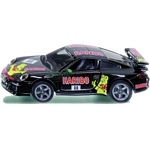 Porsche 911 - Haribo Cup Race  - Die cast miniatures from SIKU  (SIKU 1456)