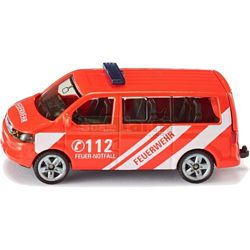 Audi Q7 Fire Command Car 'Feuerwehr' - Die cast miniatures from SIKU (SIKU 1460)