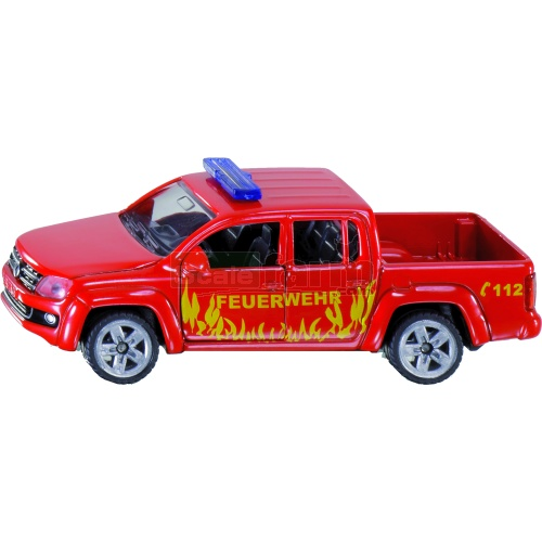VW Amarok Firefighter Pick-up Truck (SIKU 1467)