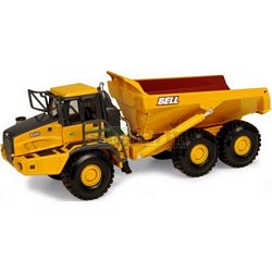 Bell B40D Articulated Dump Truck - ERTL Construction - 1:50 scale (Britains / ERTL 16186)