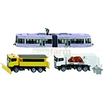 Municipal Vehicles Set - Super Series from SIKU - 1:87 Scale  (SIKU 1816)