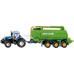 New Holland T7070 Tractor with Joskin Vacuum Tanker - Farmer Series from SIKU - 1:87 scale  (SIKU 1860)