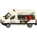 Mercedes Benz Minibus Taxi - Super Series from SIKU - 1:50 scale  (SIKU 1938)