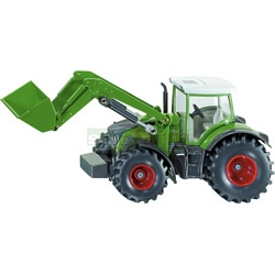 Fendt 936T Tractor with Front Loader - Farmer Series from SIKU - 1:50 scale (SIKU 1981)