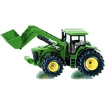 John Deere 8530 Tractor with Front Loader - Farmer Series from SIKU - 1:50 scale  (SIKU 1982)