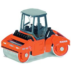 Hamm HD 90 Road Roller  - Super Series from SIKU (SIKU 2022)
