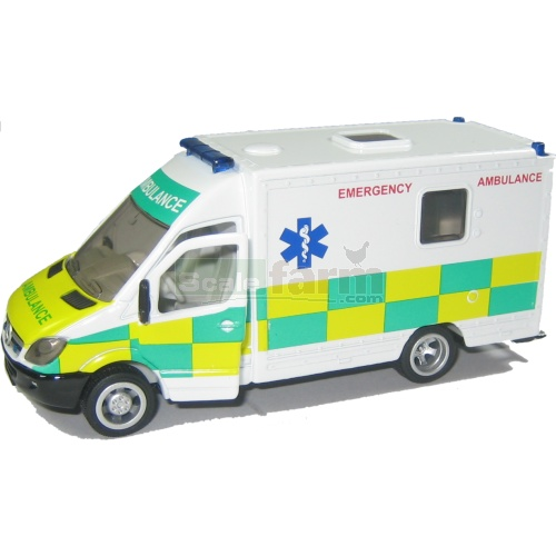 British Rescue Ambulance (SIKU 2108GB)