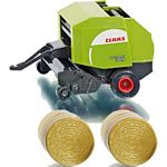 CLAAS Rollant 340 Roto Cut Round Baler