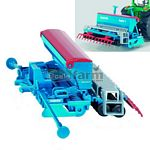 Lemken Saphir 7 Seed Drill Combination - Farmer Series from SIKU - 1:32 scale  (SIKU 2274)