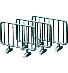 Barriers (Set of 10) - Farmer Series from SIKU - 1:32 scale (SIKU 2464)