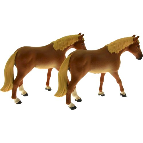 Horses (Pack of 2) (SIKU 2491)