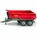Krampe Halfpipe Twin Axled Tipping Trailer - Farmer Series from SIKU - 1:32 scale  (SIKU 2871)