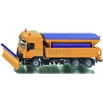 Mercedes Benz Actros 2643 Winter Service Vehicle - Super Series from SIKU - 1:50 Scale  (SIKU 2939)