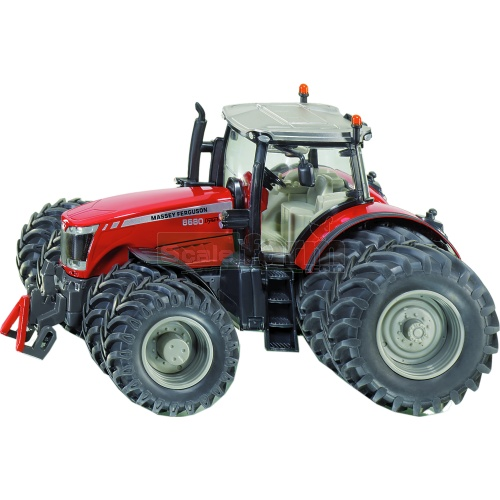 Massey Ferguson 8680 Dyna-VT Tractor with Dual Wheels (SIKU 3278)