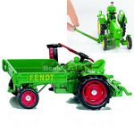Fendt Vintage Tool Carrier with Side Cutter - Farmer Classic Series from SIKU - 1:32 scale  (SIKU 3476)