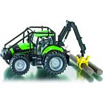 Deutz Fahr Argotron X720 Forestry Tractor - Farmer Series from SIKU - 1:32 scale  (SIKU 3657)