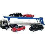 MAN Transporter Set - Super Series from SIKU - 1:55 scale  (SIKU 4017)