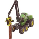John Deere 1470E Forest Harvester - Farmer Series from SIKU - 1:32 scale  (SIKU 4059)