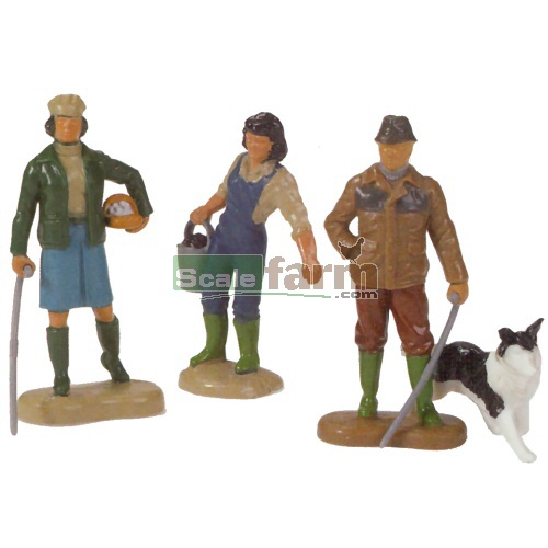 Farming Family Figures (Britains 40954)