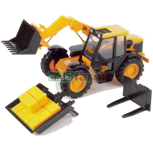 JCB 526s Loadall with Accessories (Britains 42141)