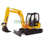 JCB 8060 Midi Excavator - Construction Model from Britains - 1:32 scale  (Britains 42318)