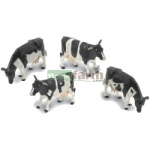 Fresian Cows - Farmyard Accessories from Britains - 1:32 scale  (Britains 42350)