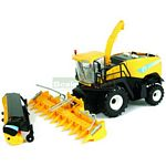 New Holland FR9090 Self Propelled Forage Harvester - Authentic Farm Model from Britains - 1:32 scale  (Britains 42408)