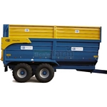 Kane 16 Tonne Silage Trailer - Authentic Farm Model from Britains - 1:32 scale  (Britains 42700)