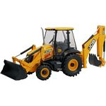JCB 3CX Sideshift Backhoe Loader - Construction Model from Britains - 1:32 scale  (Britains 42702)