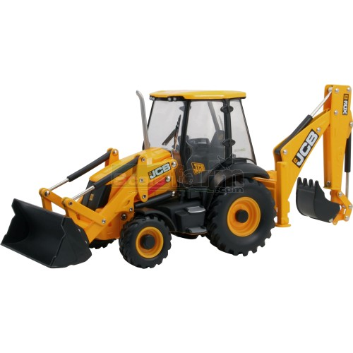 JCB 3CX Sideshift Backhoe Loader (Britains 42702)