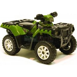 Polaris 550 ATV - Big Farm - Big Farm from Britains - 1:16 scale (Britains 42708)