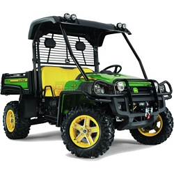 John Deere Gator - Big Farm - Big Farm from Britains - 1:16 scale (Britains 42711)
