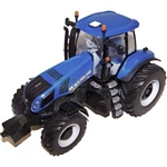 New Holland T8.390 Tractor (Britains 42726)