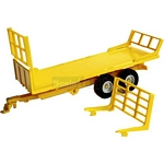 Bale Trailer - Authentic Farm Model from Britains - 1:32 scale  (Britains 42764)