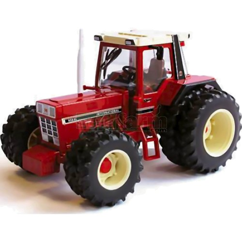 Dual Wheels For Tractors : Britains international xl dual wheel tractor