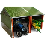 Machinery Building - Authentic Farm Model from Britains - 1:32 scale  (Britains 42808)