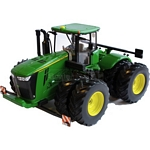 John Deere 9460R Dual Wheel Tractor (2011 Version) - Authentic Farm Model from Britains - 1:32 scale  (Britains 42824)