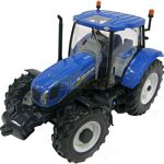 New Holland T6.175 Tractor - Authentic Farm Model from Britains - 1:32 scale  (Britains 42895)