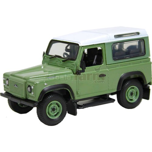 Britains 43110a1 Land Rover Defender Heritage Edition