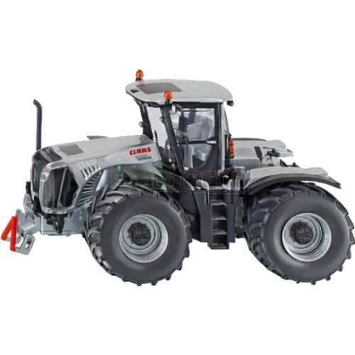 CLAAS Xerion 5000 Limited Edition Tractor (Silver) (SIKU 4486)
