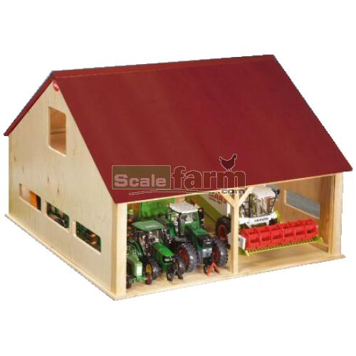 Large Wooden Barn (SIKU 4651)