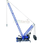 Super Crane - Double Mast  - Super Series from SIKU  (SIKU 4810)